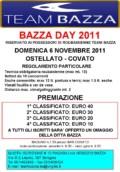 locandina BAZZA DAY 2011