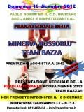 pranzo sociale Team Bazza