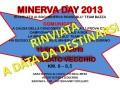 MINERVA DAY RINVIATA